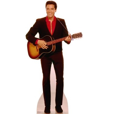 "Elvis Stand-up ""Elvis with Guitar"" (#10)"