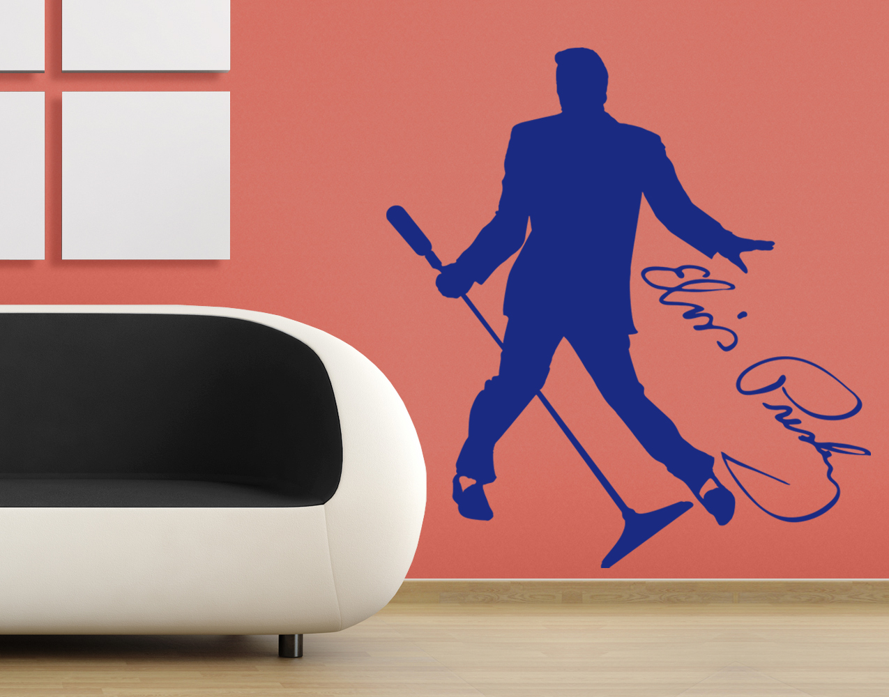 the gallery for elvis presley silhouette vector. Black Bedroom Furniture Sets. Home Design Ideas