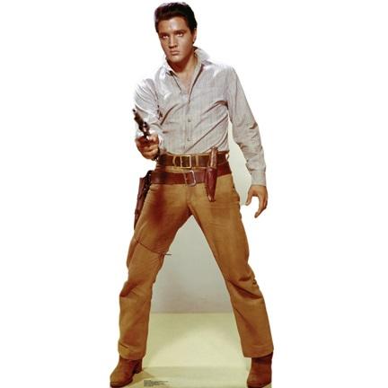 """Elvis Stand-up """"Elvis Presley Western"""" (#16)"""