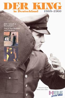 Der King in Deutschland 1958 – 1960