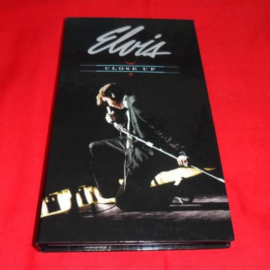 ELVIS – Close Up (4-CD-Longbox)