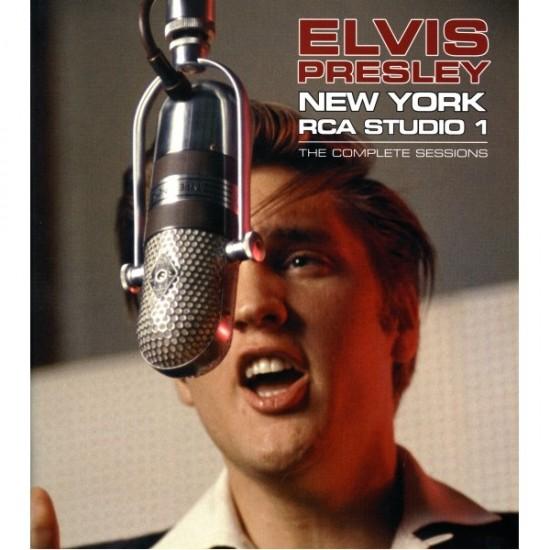 Elvis Presley – New York – RCA Studio 1